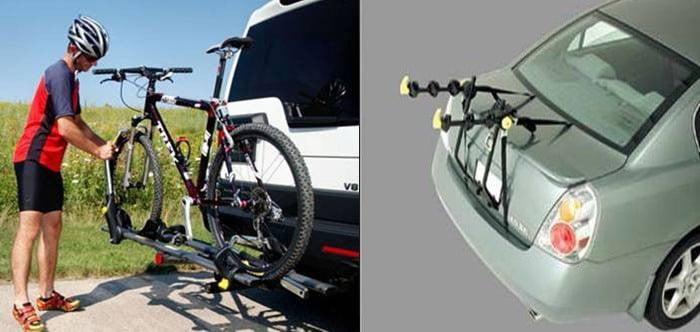 porte vélo pour voiture-