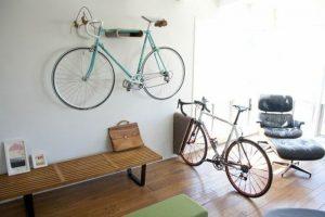 Porte-vélo pour appartement - 2