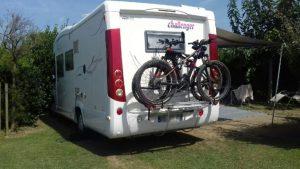 Porte-vélo pour camping-car - 3