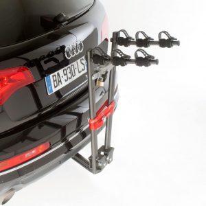 Utilisation correcte d'un porte-vélo - 2