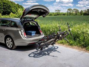 Eufab 11521 Porte-vélos Premium 2 Fonctionnalités