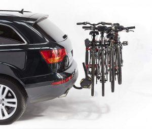 Porte-vélo rabattable compact de Mottez Fonctionnalités